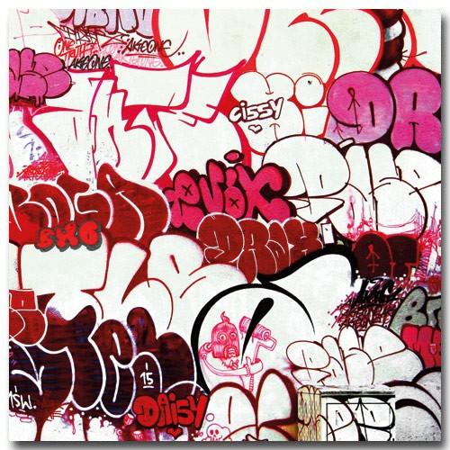 Tagged Wall