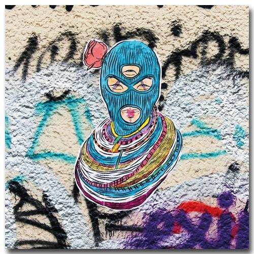 Vandals by Valentina Romero