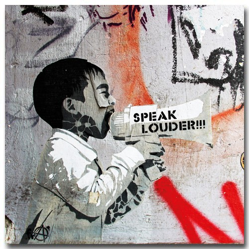 Speak Louder